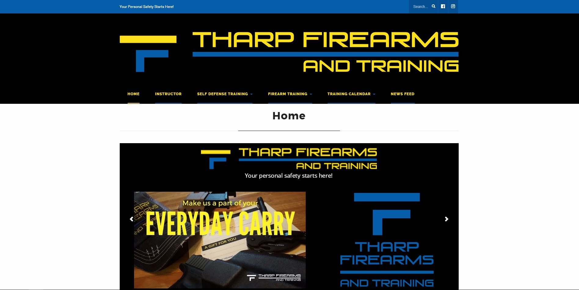 Tharp Firearms & Training